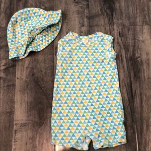 Stem baby outfit